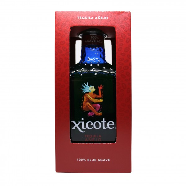 TEQUILA XICOTE ANEJO 700ml 40%Vol 100%Agave Flasche