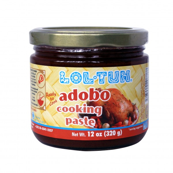 ADOBO COOKING PASTE 320g Glas