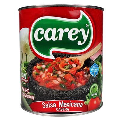 CAREY SALSA CASERA ROJA 3 Kg Dose