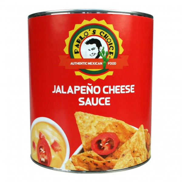 JALAPENO CHEESE SAUCE 3kg Dose