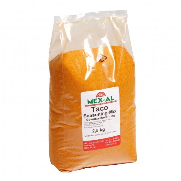 TACO SEASONING MIX Gewürzmischung für Taco-Beef 2,5kg Beutel