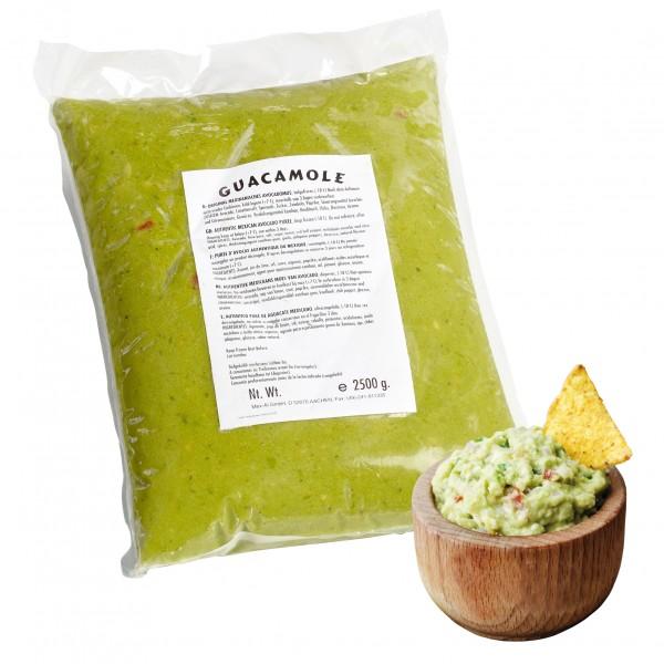 GUACAMOLE 2,5kg Beutel