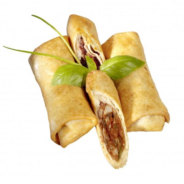 4 POLLORITOS, Burrito mit Hähnchenfüllung 320g Beutel, tiefgefroren (-18°C)
