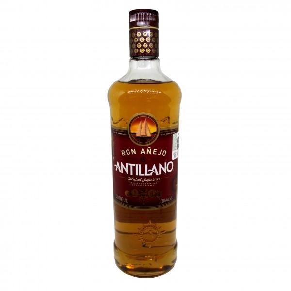 RUM ANTILLANO Anejo 1l 38%Vol Flasche