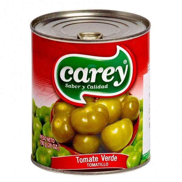 WHOLE TOMATILLOS ganze grüne Tomaten, 800g Dose