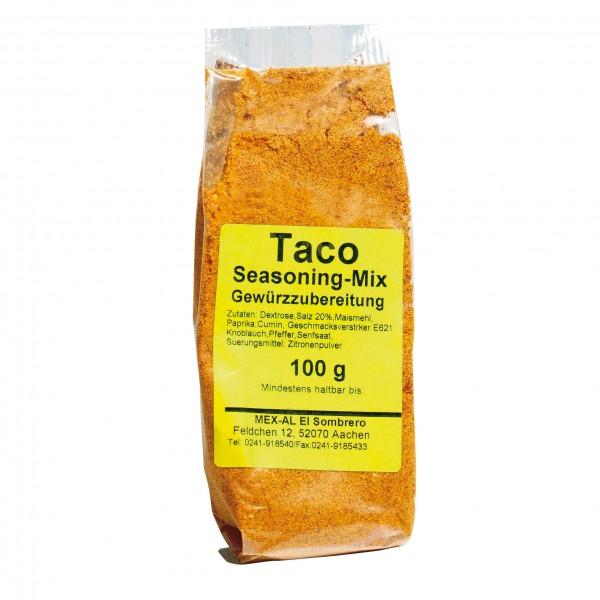 TACO SEASONING MIX Gewürzmischung für Taco-Beef 100g Beutel