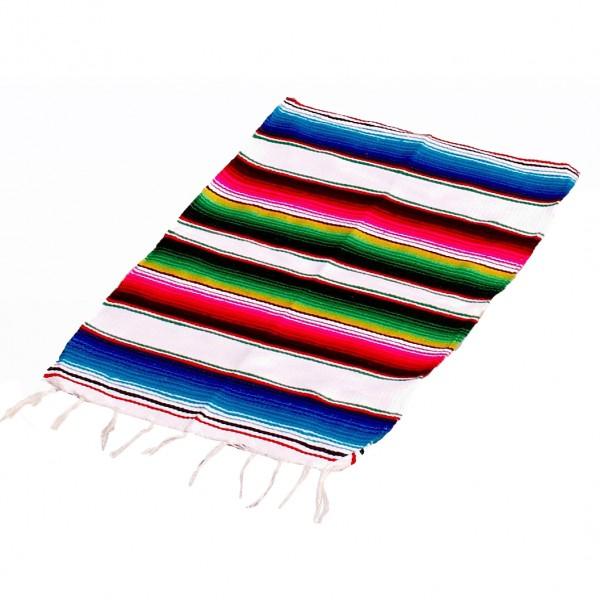 SARAPITO Tischdeckchen aus Acryl 75% und Baumwolle 25% ca.52x36cm