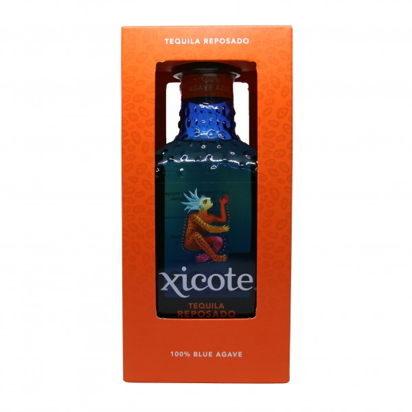 TEQUILA XICOTE REPOSADO 700ml 40%Vol 100%Agave Flasche