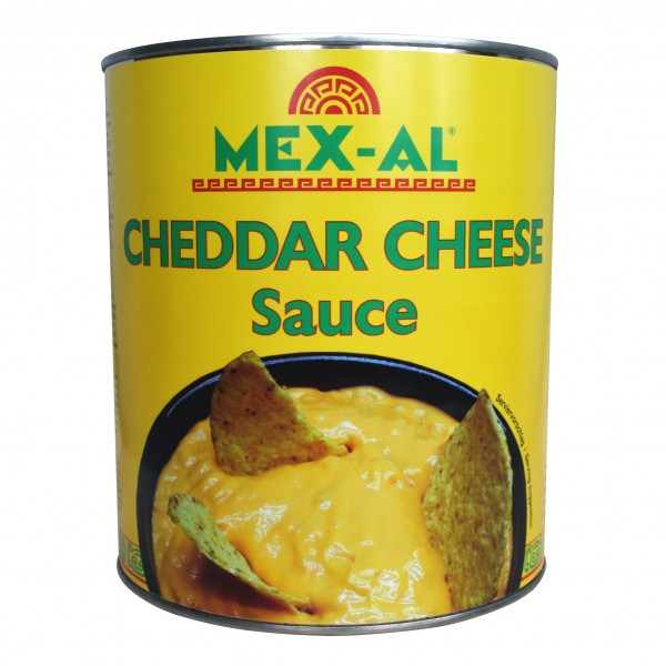 CHEDDAR CHEESE SAUCE 3kg Dose