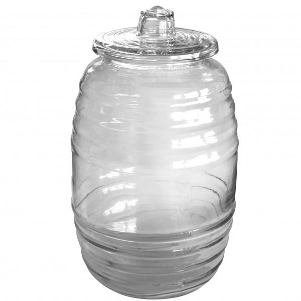 VITROLERO, Glaskrug für 10l Aguas de .. Ø=23cm h=38cm (SPERRGUT)