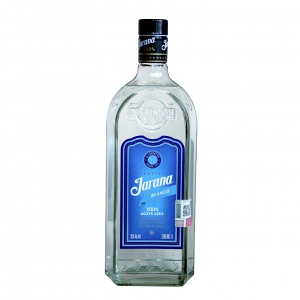 TEQUILA JARANA BLANCO 1L - 100% Agave 35%Vol Flasche