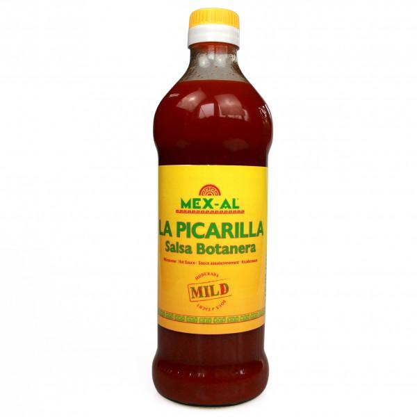 SALSA PICARILLA, 500ml botella