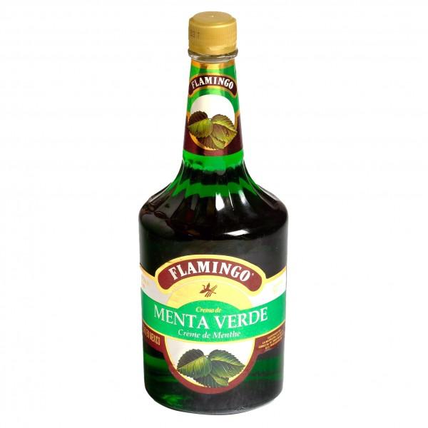GRÜNE MINZE LIKÖR 19,5%Vol 750ml Flasche