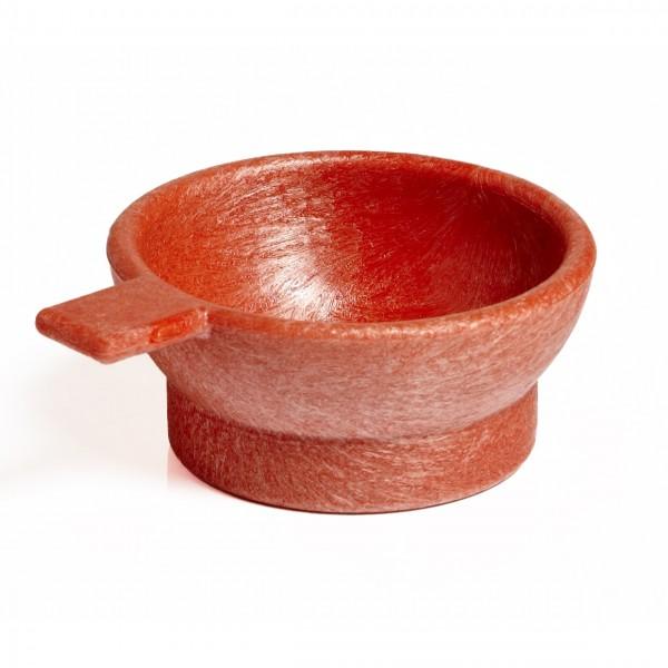 SALSA CUP 110ml (für CHIP SERVER) aus Kunststoff, braun Ø10cm H=4,5cm