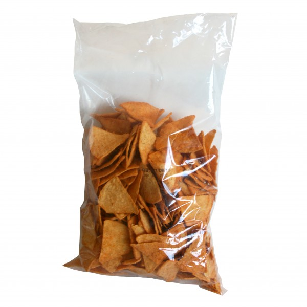 TRIANGLE CHIPS CHILI dreieckige Maischips mit Chiligewürz, 500g Beutel
