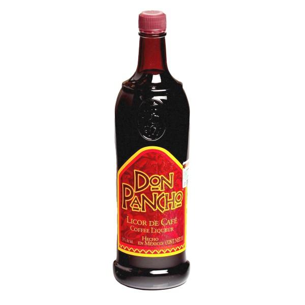 DON PANCHO Kaffeelikör 20%Vol., 1l Flasche