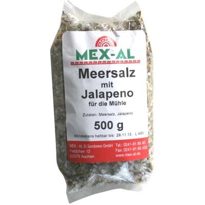 MEERSALZ mit Jalapeno 500g
