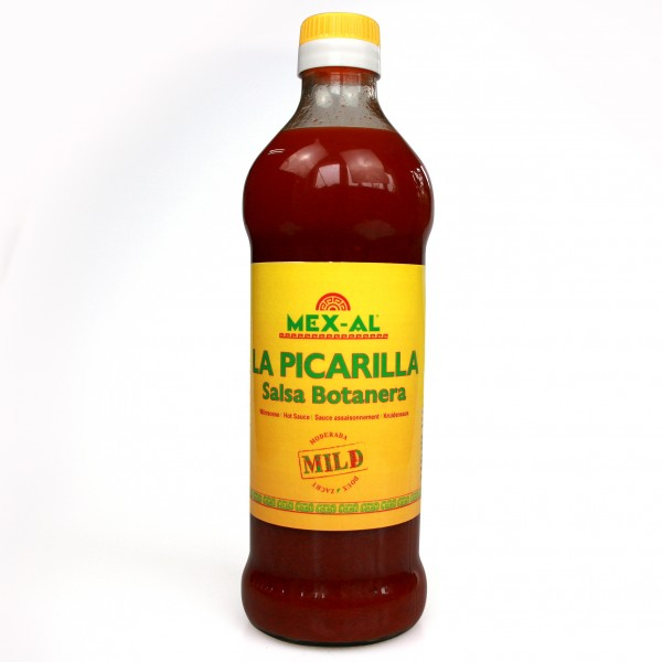 SALSA PICARILLA mild 500ml Flasche