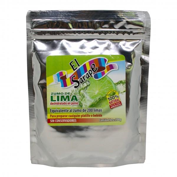 LIMONENPULVER 200g Beutel ergibt 4l Limonensaft