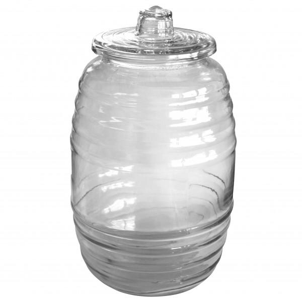 VITROLERO PEQUENO, Glaskrug für 5l Aguas de .. Ø=18cm h=25cm (SPERRGUT)